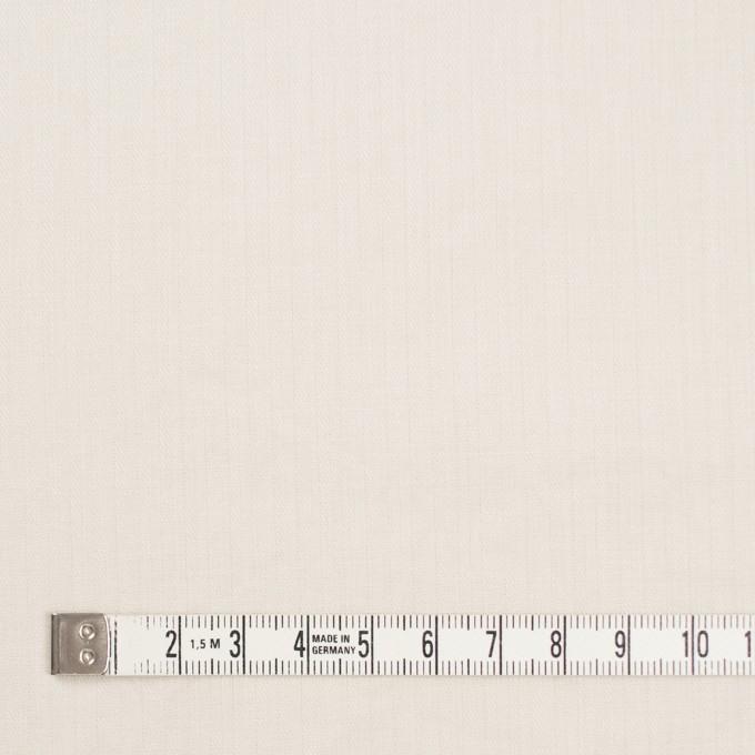 コットン&リネン×無地(アイボリー)×ヘリンボーン_全5色 イメージ4