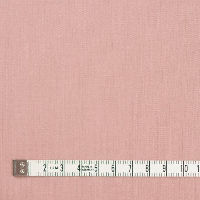 コットン&リネン×無地(スモークピンク)×ヘリンボーン_全5色 イメージ4