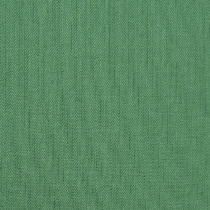 コットン&リネン×無地(グリンピース)×ヘリンボーン_全5色 イメージ1