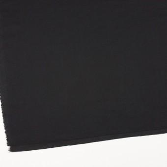 コットン&リネン×無地(ブラック)×ヘリンボーン_全5色 サムネイル2