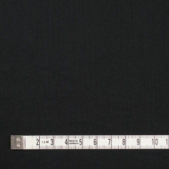 コットン&リネン×無地(ブラック)×ヘリンボーン_全5色 サムネイル4