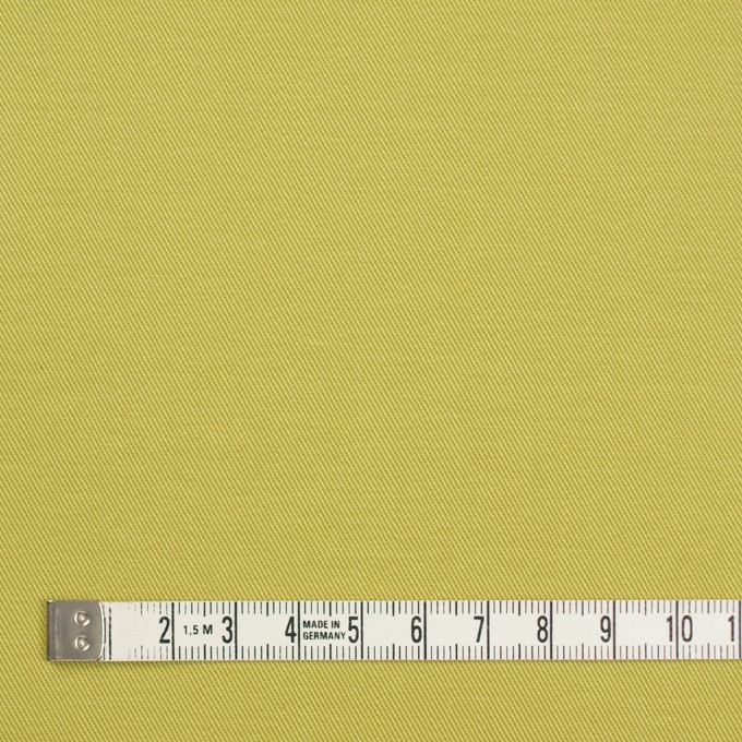 コットン&ポリウレタン×無地(アボカド)×チノクロス・ストレッチ_全4色 イメージ4