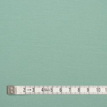 コットン&ポリウレタン×無地(アイスグリーン)×チノクロス・ストレッチ_全4色 サムネイル4
