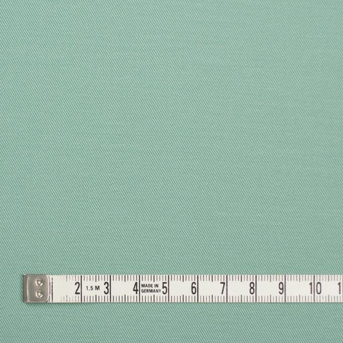 コットン&ポリウレタン×無地(アイスグリーン)×チノクロス・ストレッチ_全4色 イメージ4