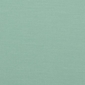 コットン&ポリウレタン×無地(アイスグリーン)×チノクロス・ストレッチ_全4色