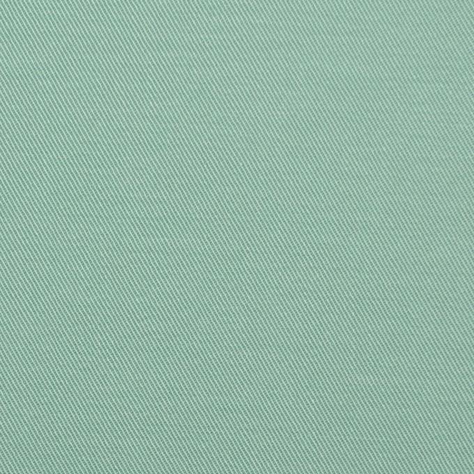 コットン&ポリウレタン×無地(アイスグリーン)×チノクロス・ストレッチ_全4色 イメージ1