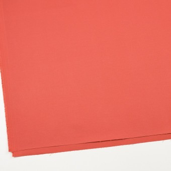 コットン&ポリウレタン×無地(スカーレット)×チノクロス・ストレッチ_全4色 サムネイル2