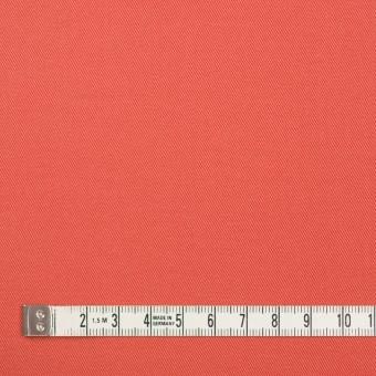 コットン&ポリウレタン×無地(スカーレット)×チノクロス・ストレッチ_全4色 サムネイル4