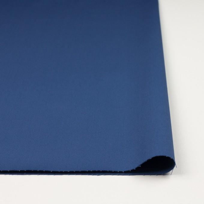 コットン&ポリウレタン×無地(ウインターブルー)×チノクロス・ストレッチ_全4色 イメージ3