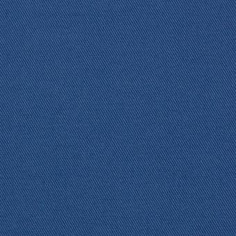 コットン&ポリウレタン×無地(ウインターブルー)×チノクロス・ストレッチ_全4色