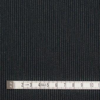 コットン×ストライプ(チャコールブラック&カーキ)×サージ サムネイル4