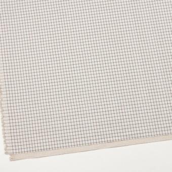 ナイロン&コットン×チェック&無地(キナリ)×オーガンジー&サージ_全3色 サムネイル2