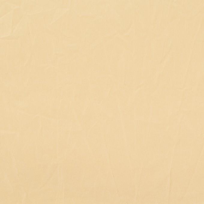 ポリエステル×無地(カスタード)×形状記憶シャンブレータフタワッシャー_全10色 イメージ1