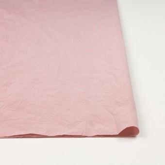 ポリエステル×無地(グレイッシュピンク)×形状記憶シャンブレータフタワッシャー_全10色 サムネイル3