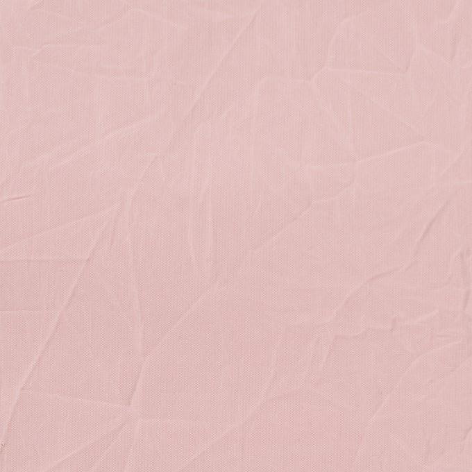 ポリエステル×無地(グレイッシュピンク)×形状記憶シャンブレータフタワッシャー_全10色 イメージ1