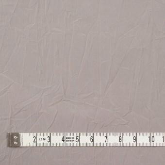 ポリエステル×無地(ベージュグレー)×形状記憶シャンブレータフタワッシャー_全10色 サムネイル4