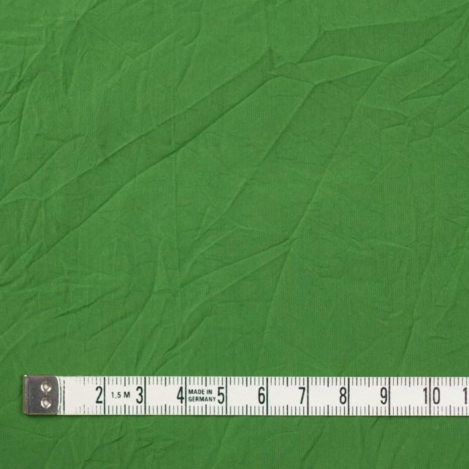 ポリエステル×無地(メドウグリーン)×形状記憶シャンブレータフタワッシャー_全10色 イメージ4