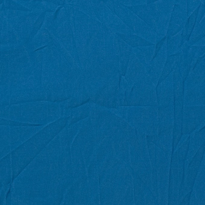 ポリエステル×無地(エジプシャンブルー)×形状記憶シャンブレータフタワッシャー_全10色 イメージ1