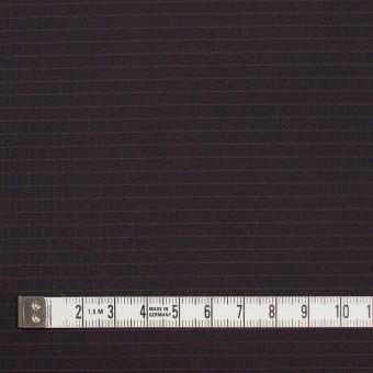 ポリエステル×ボーダー(ワイン)×形状記憶タフタ_全3色 サムネイル4