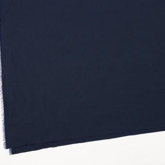ポリエステル×ボーダー(ダークネイビー)×形状記憶タフタ_全3色 サムネイル2