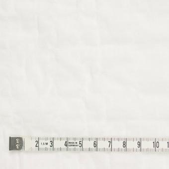 コットン&ポリウレタン×無地(ホワイト)×ボイルシャーリング_全2色 サムネイル4