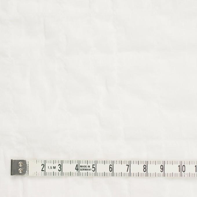 コットン&ポリウレタン×無地(ホワイト)×ボイルシャーリング_全2色 イメージ4