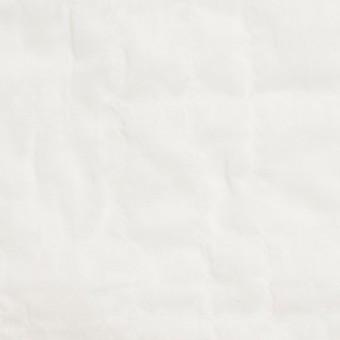 コットン&ポリウレタン×無地(ホワイト)×ボイルシャーリング_全2色 サムネイル1