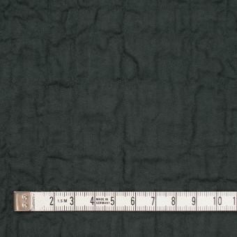 コットン&ポリウレタン×無地(チャコールブラック)×ヘリンボーン・シャーリング サムネイル4