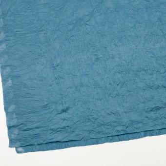 ウール×無地(チョークブルー)×天竺ニットワッシャー_全4色 サムネイル2