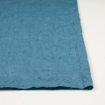 ウール×無地(チョークブルー)×天竺ニットワッシャー_全4色 サムネイル3