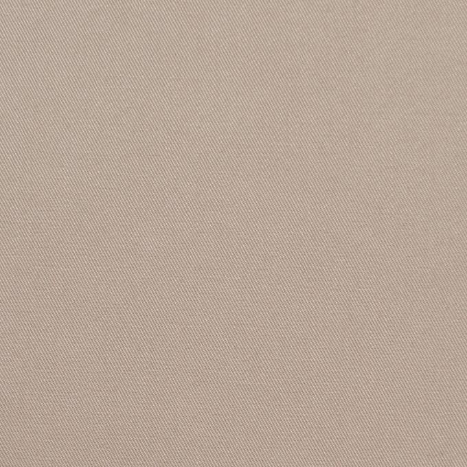 コットン×無地(スモークベージュ)×チノクロス_全4色 イメージ1