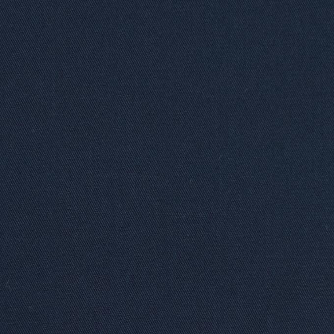 コットン×無地(ネイビー)×チノクロス_全4色 イメージ1