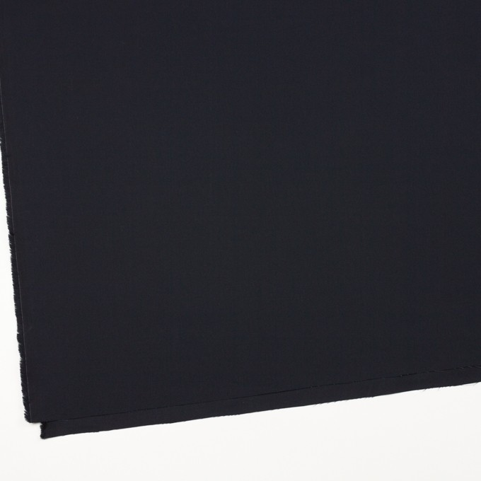 コットン×無地(ダークネイビー)×チノクロス_全4色 イメージ2