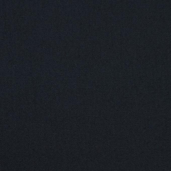 コットン×無地(ダークネイビー)×チノクロス_全4色 イメージ1