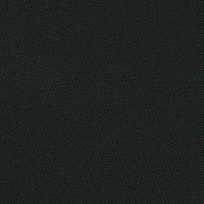 コットン×無地(ブラック)×チノクロス_全4色 イメージ1