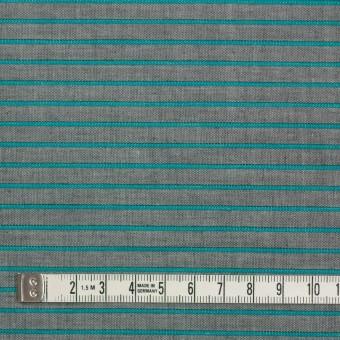 コットン×ボーダー(エメラルドグリーン)×コードレーン_全2色 サムネイル4