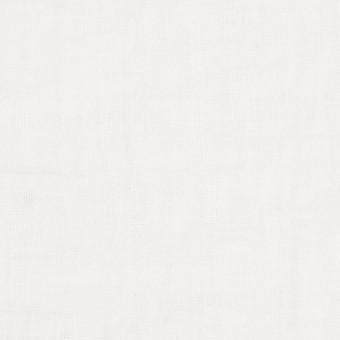 コットン×無地(ホワイト)×Wガーゼワッシャー_全20色