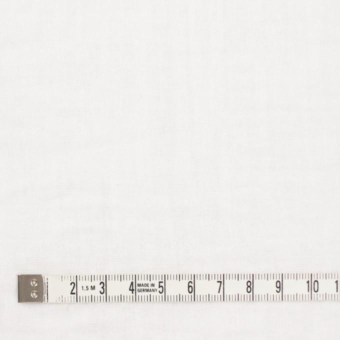 コットン×無地(オフホワイト)×Wガーゼワッシャー_全20色 イメージ4