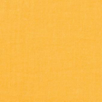 コットン×無地(サンフラワー)×Wガーゼワッシャー_全20色