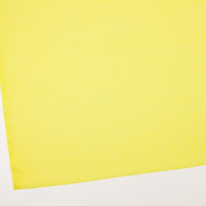 コットン×無地(レモンイエロー)×ボイルジャガード_全6色 イメージ2
