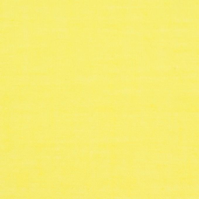 コットン×無地(レモンイエロー)×ボイルジャガード_全6色 イメージ1