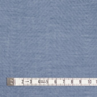 コットン×無地(シャドウブルー)×ボイルジャガード_全6色 サムネイル4