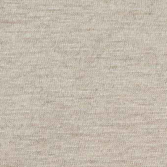 リネン×無地(グレイッシュベージュ)×天竺ニット_全5色 サムネイル1