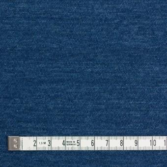 リネン×無地(ブルー)×天竺ニット_全5色 サムネイル4