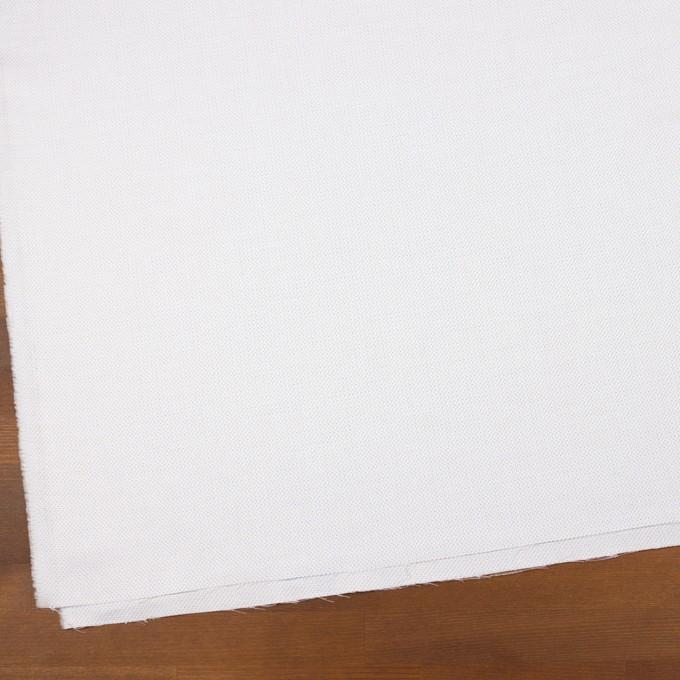 コットン×バイヤス(ベージュ&サルビアブルー)×ヘリンボーン イメージ2