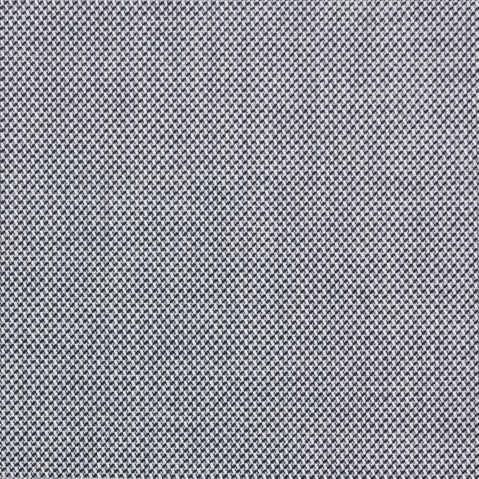 コットン×無地(ダークネイビー)×かわり織 イメージ1