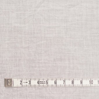 コットン&リネン×無地(アイボリー)×ボイルワッシャー_全6色 サムネイル4