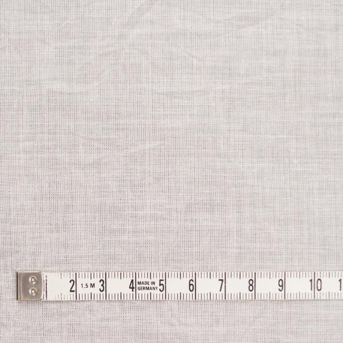 コットン&リネン×無地(アイボリー)×ボイルワッシャー_全6色 イメージ4