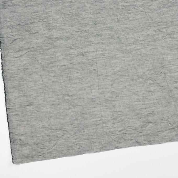 コットン&リネン×無地(グレー)×ボイルワッシャー_全6色 イメージ2