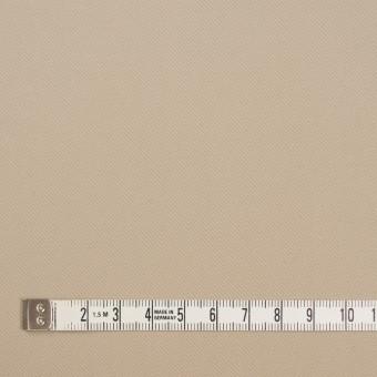 コットン&ポリウレタン×無地(ベージュ)×ギャバジンストレッチ_全4色 サムネイル4